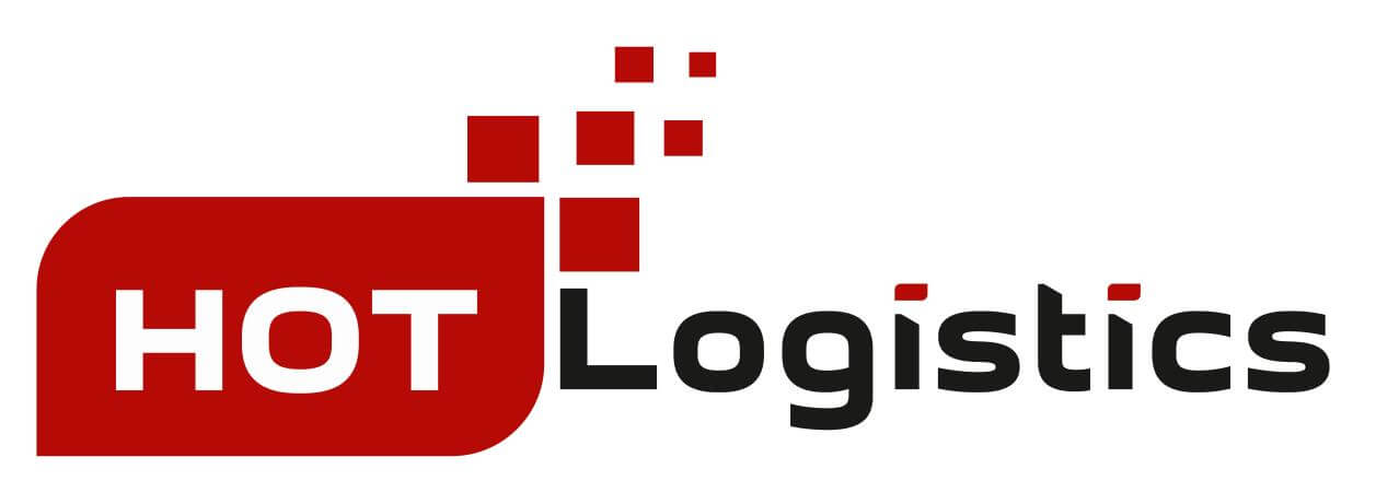 Hot logistics logo